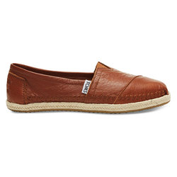 Toms Alpargata Classic Slip-On Shoes - Women's