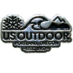 USO US Outdoor Store Pin