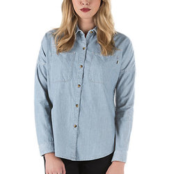 Vans Count Down Button Down Woven Shirt - Women's