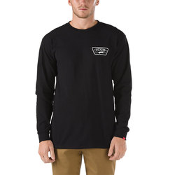 Vans Full Patch Back Long Sleeve T-Shirt