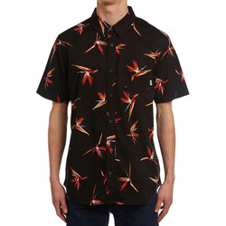 Vans Trouble In Paradise Short Sleeve Shirt