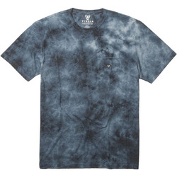 Vissla Calipher Embroidery Tie Dye S/S