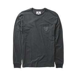 Vissla Established LS Pocket Tee
