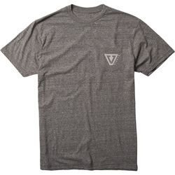 Vissla Established Snow Heather Tee