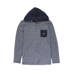 Vissla Indicators Hooded Henley
