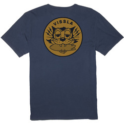 Vissla Lanai Vintage Wash Pocket Tee Shirt - Men's