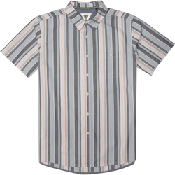 Vissla Tubos Woven Short Sleeve Shirt - Men's
