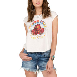 Volcom Around In Circle Tee - Women's