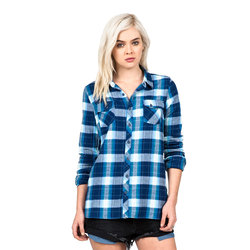 Volcom Crave You L/S Flannel - Women's