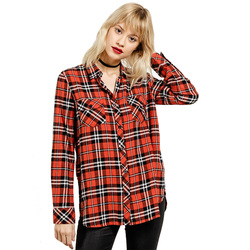 Volcom Fly High Long Sleeve Flannel - Women's