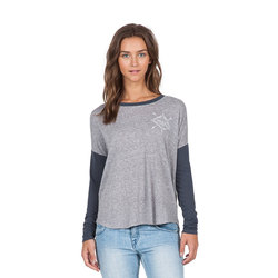 Volcom Hit The Road LS Tee - Women's