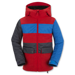 Volcom Boys Chiefdom Insulated Jacket - Kids