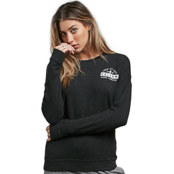 Volcom Lived in Lounge Crew Fleece - Women's