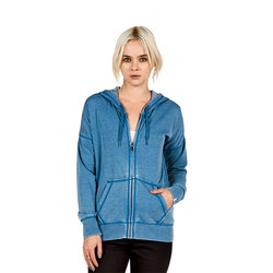 Volcom Lived In Fleece Zip Hoodie - Womens