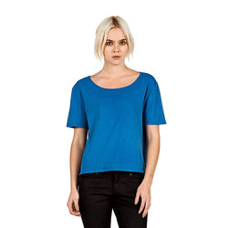 Volcom Lived In Over Dyed Crop Top