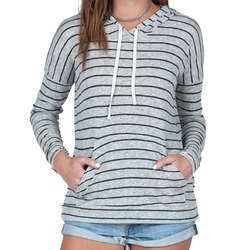 Volcom Lived In Rib Hoodie - Women's
