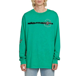 Volcom Mag Sketch Long Sleeve Tee Shirt - Men's