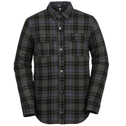 Volcom Sherpa Flannel Jacket - Men's