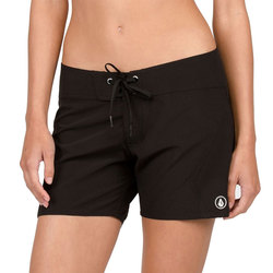 Volcom Simply Solid 5 Inch Boardshort - Women's