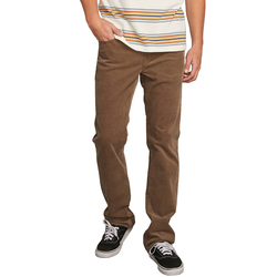Volcom Solver 5 Pocket Modern Fit Cords - Men's