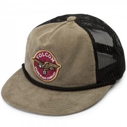 Volcom Stone Carrier Cheese Hat