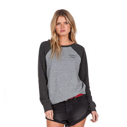 Volcom Sweet Sweat Fleece Sweatshirt - Women's
