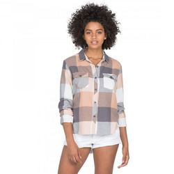Volcom Tru Flame Long Sleeve Flannel - Women's