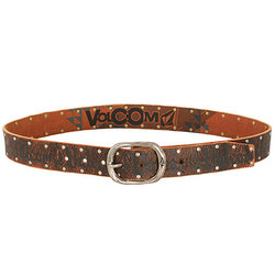 Volcom Yea Olde Leather Belt