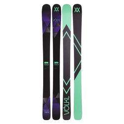 Alpine Mid Fat Skis