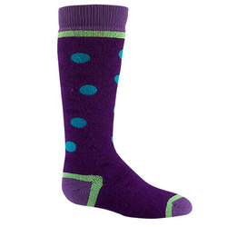 Wigwam Snow Dot Sock