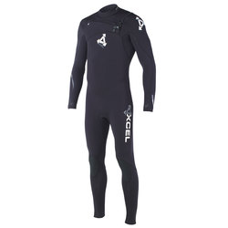 Xcel Infiniti Comp X-Zip2 4/3 Full Suit